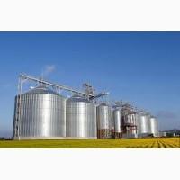 Фирма закупает крупным оптом по всей территории Украины зерновые, масличные, бобовые