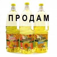 ПРОДАМ: Подсолнечное масло, Рапсовое масло, Кукурузное масло….Запорожье
