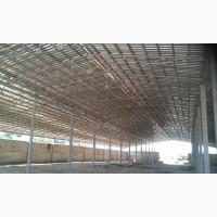 Ангары зернохранилища проектирование и строительство быстровозводимые