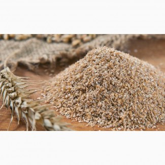 Продам висівки пшеничні, житні