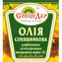 Масло подсолнечное рафинированное (опт)