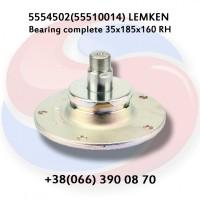 55510014 (5554502) Ступиця борони права Lemken