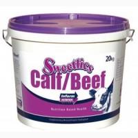 Мінеральна добавка для молодняку Sweetlics calf / beef