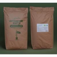 Органічне Жито Цільнозернове, 25кг мішок, сертифіковане
