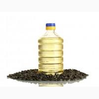 Подсолнечное масло Днепр. Рафинированное масло