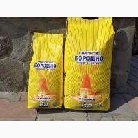 Продам борошно пшеничне В/С, 1С, 2С, висівки, мучка власного виробництва