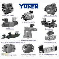 Ремонт гидромоторов Yuken