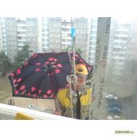 Высотные работы Киев. Арбористика. Услуги альпинистов