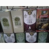 Масло оливковое Италия, Испания.Греция.5 литров