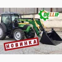 Фронтальний навантажувач на трактор 100-140 к.с. -СуперСтронг 2000