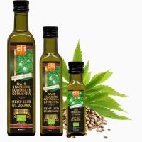 Олія з насіння конопель