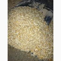 Кукурузу неклассную с повышенной зерновой
