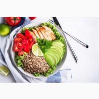 Рацион правильного питания для женщин в г. Киев