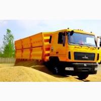 Перевезення зерна автотранспортом по Україні