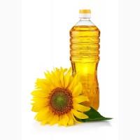 Подсолнечное масло рафинированное. Днепр
