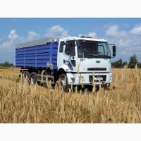 Послуги перевезення зерна автотранспортом
