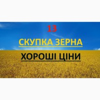 Закуповуємо сою по Львівській області