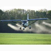 Авиаобработка полей самолетами по всей Украине