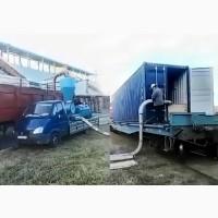 Погрузка стафировка контейнеров по Украине (пылесос)