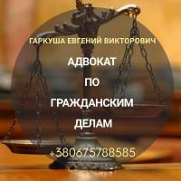 Услуги опытного адвоката, Киев и область