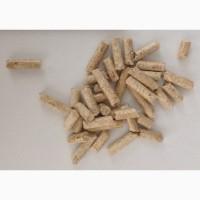 Продам Пеллеты древесные, топливные, светлые, без коры, хвойные, от производителя