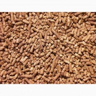 Гранульовані висівки, кормова гранула висівкова, гранульовані висівки пшеничні