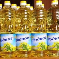 Растительное масло. Опт. Поставки от 1000 тонн в месяц